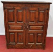 A nice two door Cabinet.111w x 55d x 125h cms.
