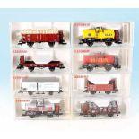 8 FLEISCHMANN Güterwagen