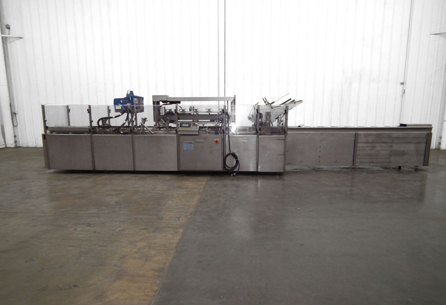 Surplus Assets to the Ongoing Operations of a Major Food Manufacturer - Multi-Location Auction