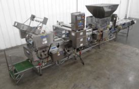 Hinds Bock 6P08 Depositor with Denester and Cupper