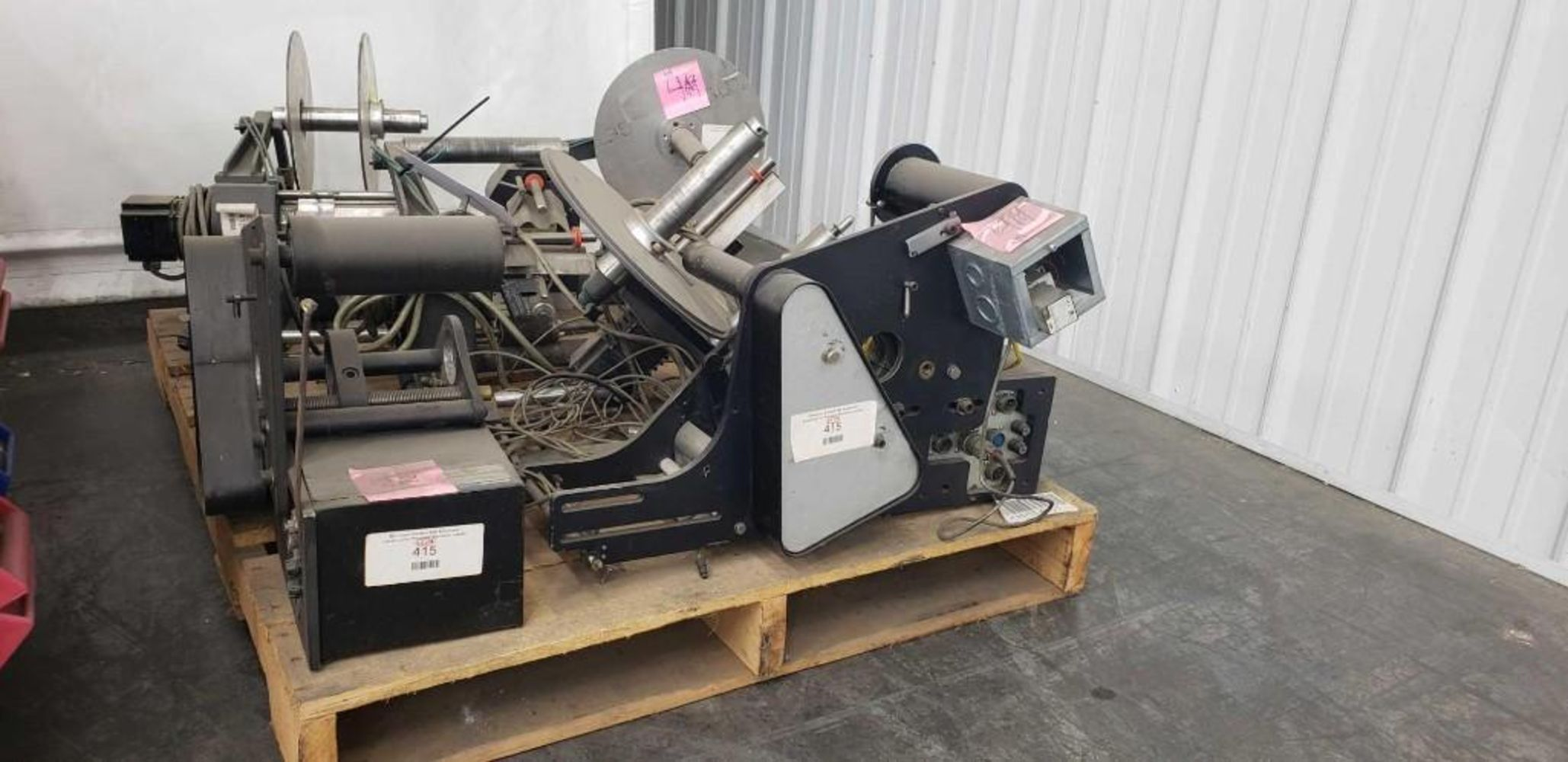 Consignment Auction of Surplus MRO Industrial Parts Featuring Allen-Bradley components, motors, and more!