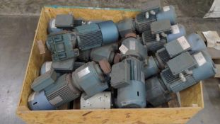 Lot of 10 SEW Eurodrive DFT100LS4 Electric Motors