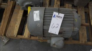 U.S. Electrical Motors F84595 10 HP Electric Motor