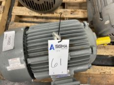 TECO AEHH8N EP0202 20HP Electric Motor