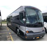 2005 MCI MODEL J4500, 56 SEAT PASSENGER COACH BUS