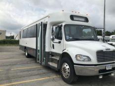 2011 FREIGHTLINER MODEL AMERITRANS, 38 SEAT PASSENGER COACH BUS