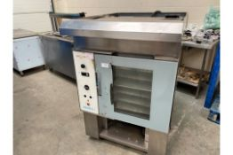 Tom Chandley Bakers Oven with Extract,