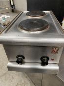 Falcon 2 Ring Boiling Top Electric
