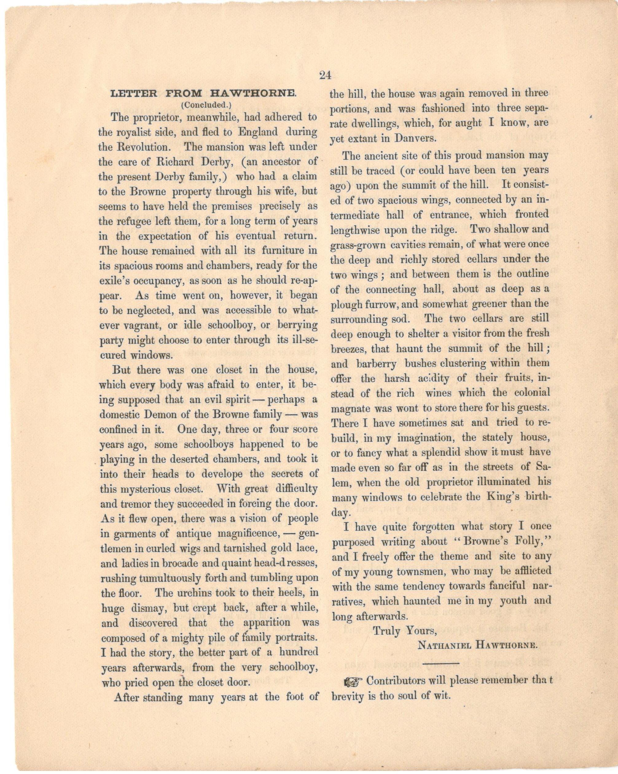 Lot 21 - 1860 ESSEX INSTITUTE FAIR EPHEMERA WEAL-REAF
