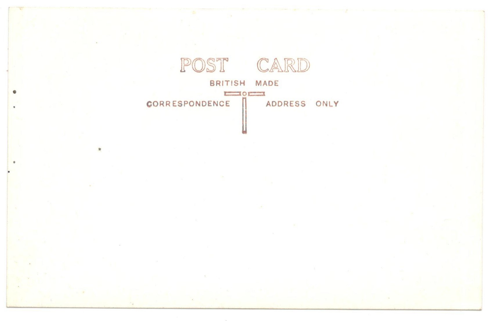 Lot 102 - REAL PHOTO ADVERTISING POSTCARD CLAPHAM PARK RIDING SCHOOL II WEIR ROAD UNPOSTED & IN ACCEPTABLE
