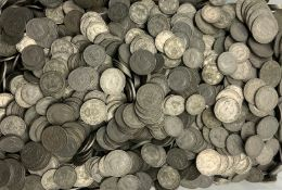 LARGE COLLECTION OF VARIOUS COINS