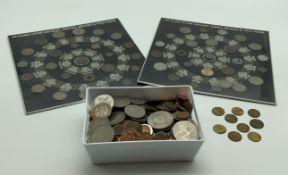 INTERESTING ITEMS LOT INCLUDING SOUVENIR COINS