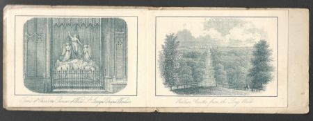 WRIGHT'S ROYAL WINDSOR ALBUM CONTAINING 12 VIEWS OF WINDSOR CASTLE & NEIGHBOURHOOD BY J. W. WRIGHT