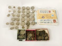 COIN COLLECTION WORLD SELECTION INCL. AMERICAN DOLLARS & CHINESE COINS