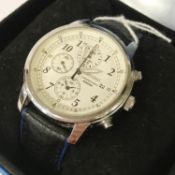 BOXED SEIKO WATCH & PAPERS