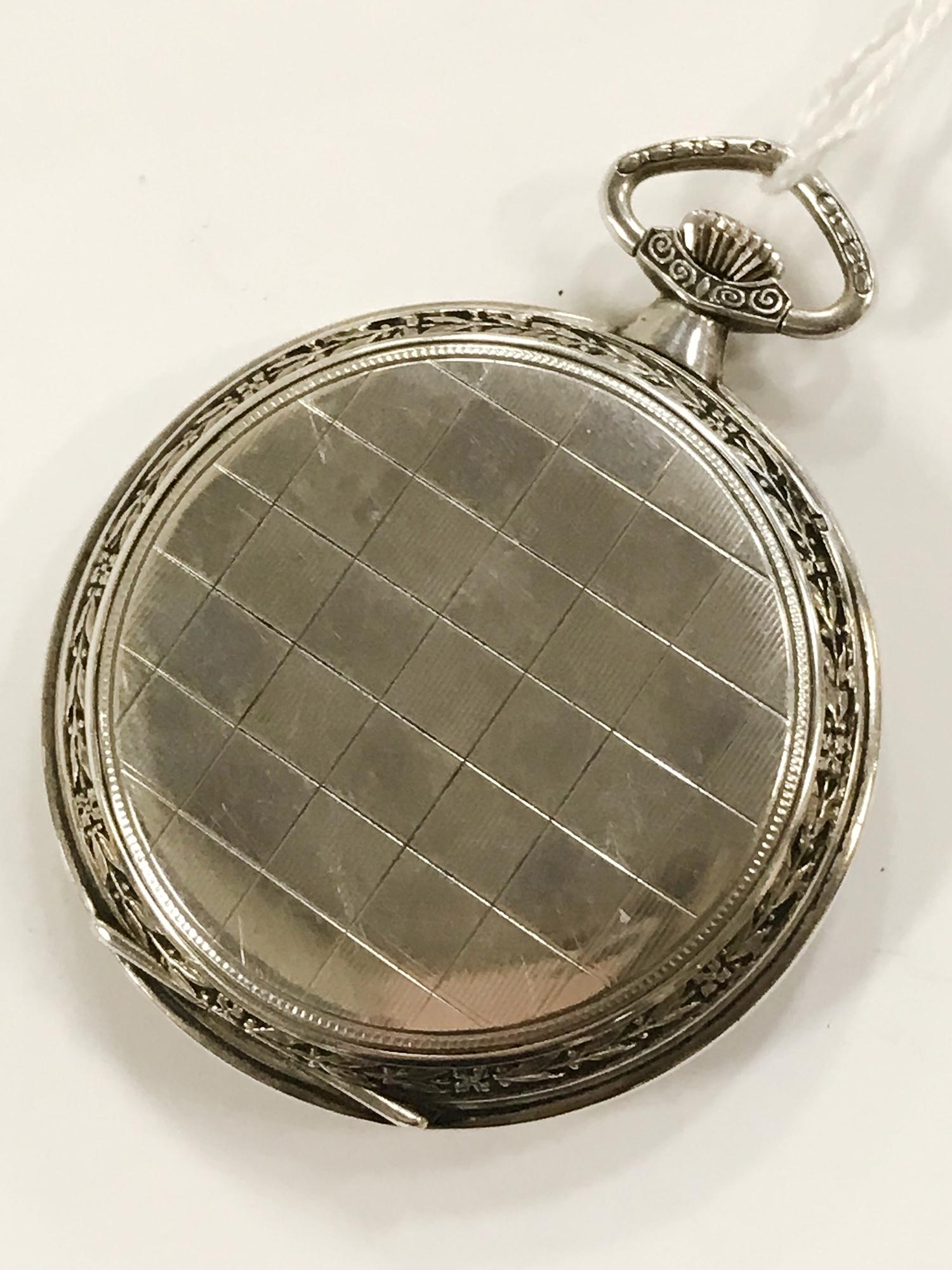 CORGEMONT CHRONOMETER POCKET WATCH - Image 4 of 7