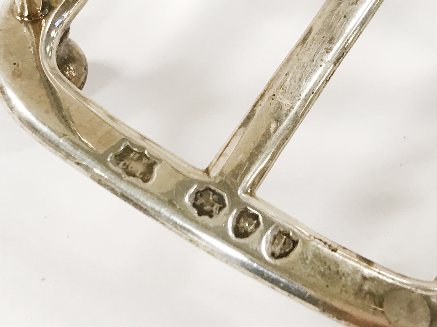 HM SILVER TOAST RACK - Image 3 of 4