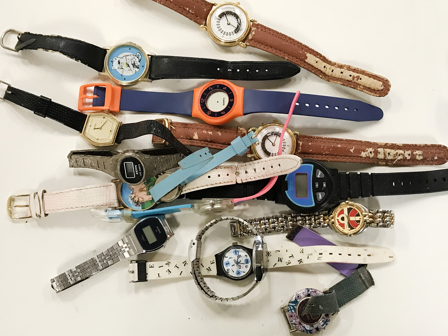 COLLECTION OF WATCHES ETC - Image 3 of 4