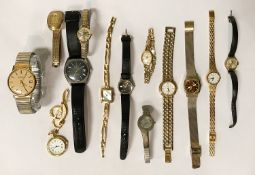 BOXED SEKONDA GENTS WATCH & OTHER WATCHES