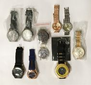QTY OF WATCHES ETC
