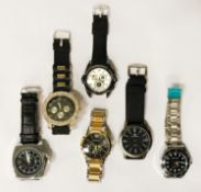 QTY OF WATCHES