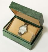 GENTS BOXED WRISTWATCH