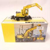 NZG Liebherr A900 C ZW Hydraulic Excavator