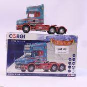 Corgi Scania T Cab Tractor Unit - J.H. Yates & Sons LTD