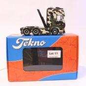 Tekno KJJ Sniper Truck Scania R-Streamline Tractor Unit