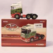 Corgi Scania R Series Tractor Unit - Eddie Stobart