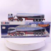 Corgi Scania R Fuel Tanker Trailer - W H Malcolm LTD