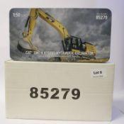 Diecast Masters CAT 336E H Hybrid Hydraulic Excavator