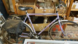A Claud Butler Odessey gentleman's 21 gear bicycle