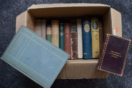 Botany/Gardening. A selection, includes; E. A. Bowles - My Garden in Summer & My Garden in Autumn