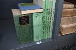 Natural History/Botany. Clapham, Tutin & Warburg - Flora of the British Isles. 1962, 2nd edition.