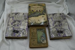 Arthur Ransome. A selection, includes; The Child's Book of the Seasons. London: Anthony Treherne &