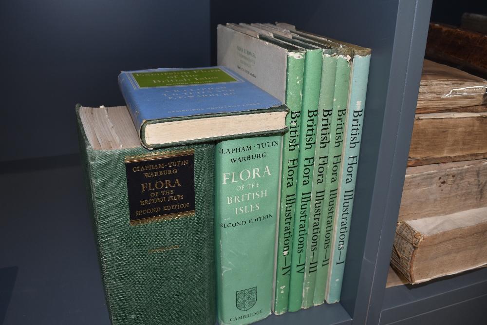Lot 429 - Natural History/Botany. Clapham, Tutin & Warburg - Flora of the British Isles. 1962, 2nd edition.