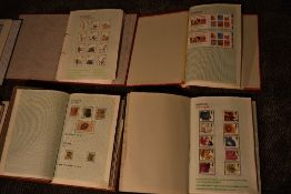 A Large GB Stamp Collection 1840 to 2019, Mint & Used in 8 albums, early stamps mainly used