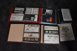 A collection of mainly GB First Day Covers & Presentation Packs 1970s to 1980s, along with loose