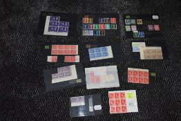 A collection of Stamps, George VI to Elizabeth II, mint condition