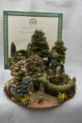 A limited edition boxed and certificated Lilliput lane model study Tranquility
