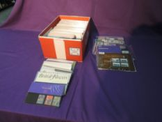 A Box of GB Presentation Packs, 1970's to 2012