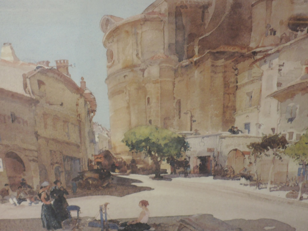 A limited edition print 495/693 after William Russell Flint, Summer Time