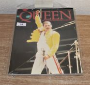 Queen, a visual documentary book by Ken dean, out of print.