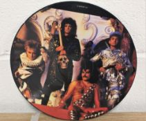 It's a hard life 12' picture disc.