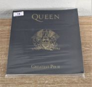 Queen greatest pix II long out of print photo book.