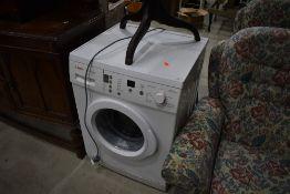 A Bosch washing machine
