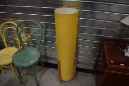 A vintage style floor lamp, in the rocket style, height approx. 111cm