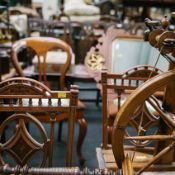 Antique, Vintage and later Furniture and Furnishings 9