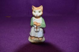 A Beswick Beatrix Potter figure, Ginger, BP3B